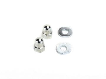 28 Zoll Felge Laufrad Aluminium Hohlkammerfelge Vorderrad Vorderfelge 28 Zoll Alu Nabe mit Muttern - 4
