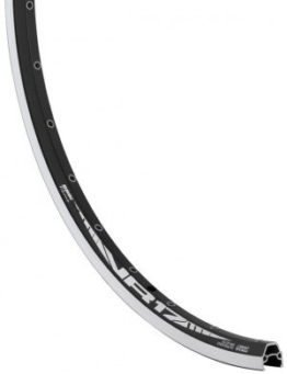 Rodi VR17 Felge 622-17 schwarz/silber Ausführung 36 Loch 2017 Felgen - 1