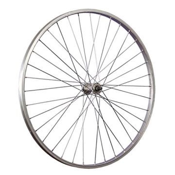Taylor Wheels Laufrad 28 Zoll Vorderrad Büchel Aluminiumfelge Vollachse silber - 1