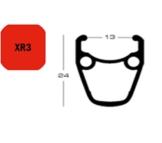 "Exal Felge Xr3, 28"" 36l, Schw 13-622, Vl:6,5mm, Einfachoesen - 1"
