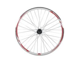 Fixed Gear Rad, Vorne oder Hinten, Schwarz oder Weiß, Rodi Airline Felgen, Joytech Naben, Fixie City, Airline, weiß - 1
