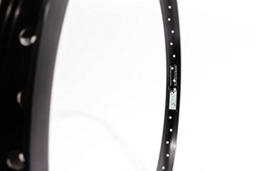KHE BMX Felge EASY-O 20 Zoll schwarz 36 Loch Direkt von KHE! R2 - 2