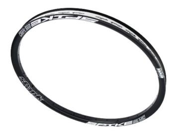 """Spank Felge Spike EVO 35 AL, 32h rim, black, 26"""", SP-RIM-0135-black-26"""" - 1"""