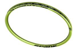 Spank Spike Evo Race28 Bead Bite 28AL, 32h Rim, 27,5 Zoll Felgen, Emerald Green, 650 B - 1