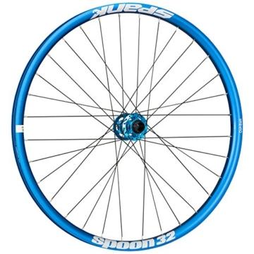 Spank Spoon32 Evo 27,5 Zoll Wheelset 20 mm, 12/150 mm Laufräder, Blue, 650 B - 2