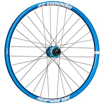 Spank Spoon32 Evo 27,5 Zoll Wheelset 20 mm, 12/150 mm Laufräder, Blue, 650 B - 3