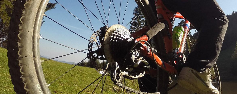 Fahrradfelge Mountainbike