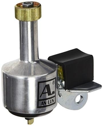 Anlun An LUN–Lockere Dynamo 6V3W C/Fuß Alum linken Seite -