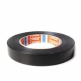 DonDo tesa Strapping Klebeband 4288 schwarz Felgenband Konturenband Transportsicherung 19mm x 66m - 1