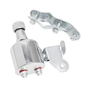 Freshsell Fahrradlichtgenerator 12 V 6 W Dynamo Motorisierter Reibungskopf Rücklicht Kit - 1
