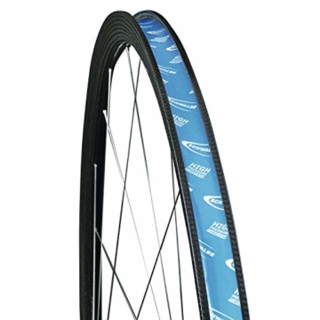 Schwalbe Fahrradfelgenband Tubeless Felgenband 10 m x 27 mm schwarz 7.5 x 5 x 11 cm - 2