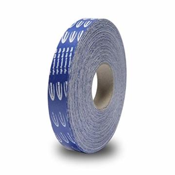 Schwalbe Felgenband Textil EK 18 mm 25m/Rolle Fahrradzubehör blau -