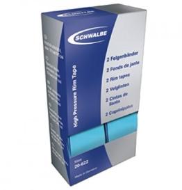 Schwalbe Super HP 2er Set Felgenband Blau 28 Zoll 22-622 - 1