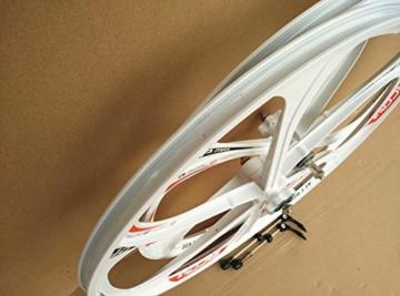26 Zoll Magnesiumlegierung Fahrradfelgen Mountainbike Fahrradfelgen, MTB Fahrradfelge 6 Speichen Mountainbike Räder - 3