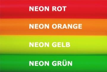 JOllify NEON Felgenrandaufkleber für dein Fahrrad, MTB, Downhill, Freeride, Dirt, Fully, Hardtail, usw. - neon gelb - 4