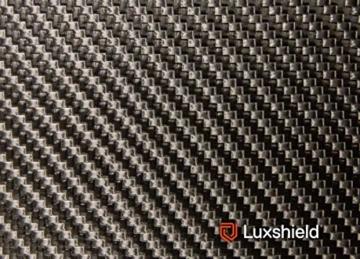 Luxshield Fahrrad Lackschutzfolie für Mountainbike, BMX, Rennrad, Trekkingrad etc. - 21-teiliges Rahmen-Set gegen Steinschlag - Carbon Optik & selbstklebend - 7