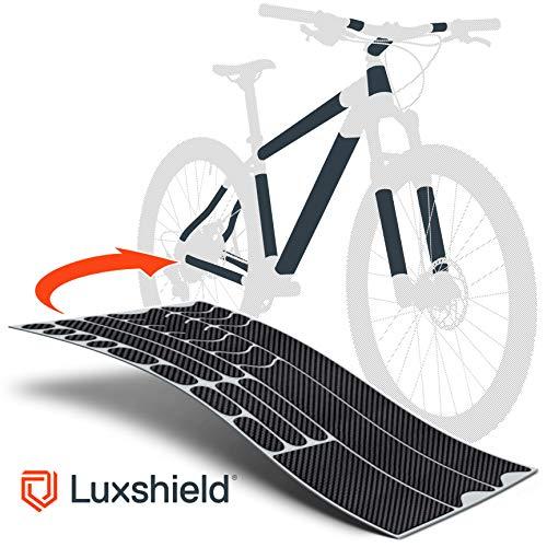 Luxshield Lackschutzfolie 30x200cm f/ür Auto Motorrad Schutzfolie transparent Meterware aus DE Bike selbstklebend