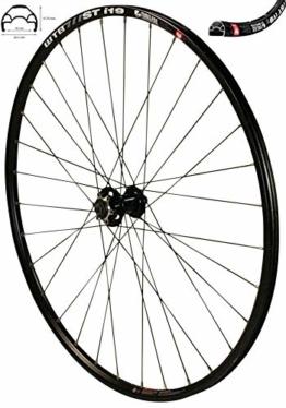 Redondo 29 28 Zoll Vorderrad Laufrad Fahrrad WTB Felge Disc Schwarz - 1