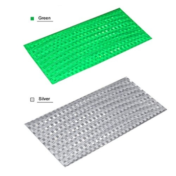 Reflektierende Streifen, 48 Stück, 6 Farben, fluoreszierend, für MTB, Fahrrad, Felge, Aufkleber - 4