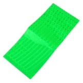 Reflektierende Tape Fluorescent Fahrrad Felge Reflektierende Aufkleber Selbstklebende Sicherheit Warnband für Fahrrad MTB Rennrad - 1