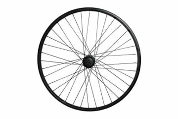 Reflektoren-Aufkleber fürs Fahrrad - 40 Streifen im Set - optimal für 27,5″ 28″ und 29″ Felgen - Farbe schwarz (weiß reflektierend) - hochwertige Sticker aus robuster 3MTM Qualitäts-Reflexfolie - 5