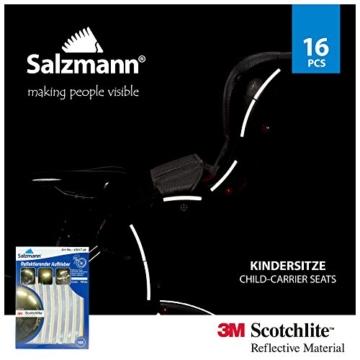 Salzmann 3M Scotchlite Reflektierende Aufkleber für Fahrradfelgen - 4