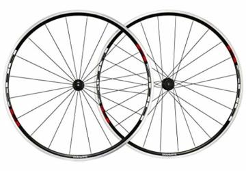 Shimano Laufradsatz WH-R501, E-WHR501PCBY - 1