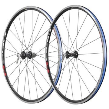 Shimano Laufradsatz WH-R501, E-WHR501PCBY - 4