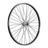 Taylor-Wheels 26 Zoll Vorderrad Büchel Kastenfelge Alunabe Vollachse Schwarz - 1