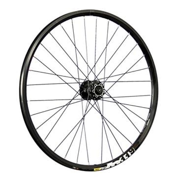 Taylor-Wheels 26 Zoll Vorderrad Mavic XM119 Disc Shimano Deore HB-M525 Schwarz - 1