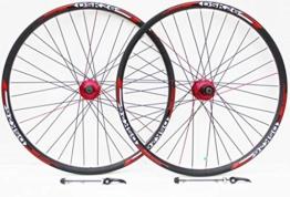 TKM / QUANDO / RDK / REDNECK 66 cm Rad Mountainbike-Rad und Aufkleber Nur Scheibenbremse, 7,8,9,10 Geschwindigkeitskassettentyp, Redeck XC doppelwandige Scheibenfelgen (Nur 66 cm Vorne + Hinten) - 1
