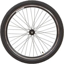 Unbekannt 24 Zoll Zündapp MTB Laufräder Aluminium Hinten Oder Vorne Scheibenbremsen, Ausführung:Hinten - 1