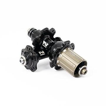 VCYCLE Nopea 700C Rennrad Carbon Laufradsatz Drahtreifen Vorne 60mm Hinten 88mm Shimano oder Sram 8/9/10/11 Speed - 6