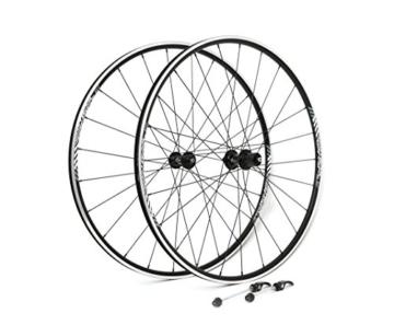 "MSC Bikes msc700alu24h Rollensatz, Schwarz, 700"" -"