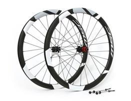 """MSC Bikes msc700car24h Rollensatz, Schwarz, 700"""" - 1"""