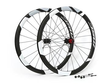 """MSC Bikes msc700car24h Rollensatz, Schwarz, 700"""" -"""