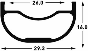 NoTubes Felge ZTR Arch 29