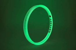 Odyssey BMX Hazard Lite Felge - Glow In The Dark | Glow in The Dark | geschweißt - 1
