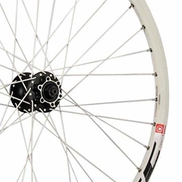 Taylor-Wheels 26 Zoll Vorderrad Mach1 MX/HB-M475 6 Loch Disc weiß - 2