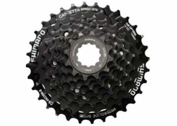 Redondo 28 Zoll Laufrad Set Vorderrad Hinterrad Disc Felge Silber + 8 Fach Kranz - 5