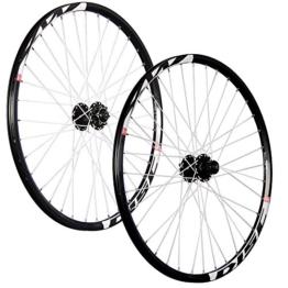Taylor-Wheels 26 Zoll Laufradsatz Mach1 MX Disc M475 6 Loch schwarz - 1